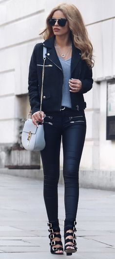 Fashion Trends Daily - 36 Stylish Outfit Ideas S/S 2016 blog.styleestate.com