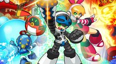 Mighty No. 9 gets a Sept. 15 release, retail editions and DLC | Polygon