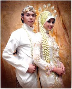 javanese muslim wedding, indonesian wedding