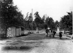 Tulliportti 1908