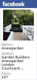Garden Design London - Anewgarden Decking Paving Design Streatham Clapham Balham Dulwich Chelsea
