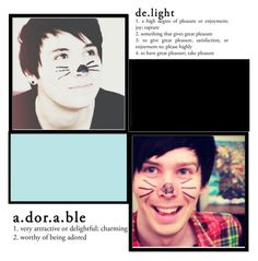 """Phan"" by rock29211 ❤ liked on Polyvore featuring beauty"