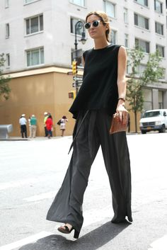 Look of the Day.378 : NYFW Day 4 & 5
