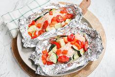 Koolhydraatarme recepten, de allerlekkerste vind je hier - Lekker en Simpel Caprese Salad, Cobb Salad, Queso Feta, Bbq, Bruschetta, Oreo, Camembert Cheese, Pasta, Healthy Recipes