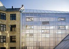 Brandlhuber - Crystal, kommunales Sportzentrum, Kopenhagen