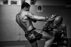 Kickboxing, awesome full body workouts