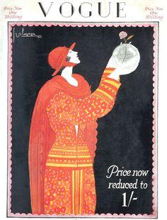Vogue cover - September-1923