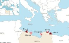 Διακόσια μίλια μακριά από την Κρήτη οι τζιχαντιστές