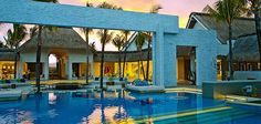 Mauritian style contemporary architecture