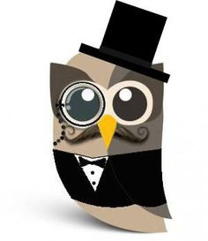 Sir Owly - Designed by hootfan @Keysa Putri