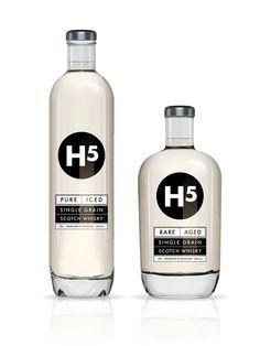 H5 Bottle Designs