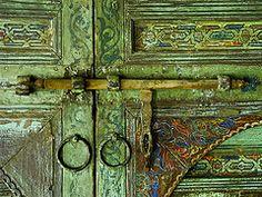 October 27, 2004, Ca'n Reco, Balearic Islands, ES (Spain) #door