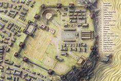 Resultado de imagem para medieval maps rpg board game