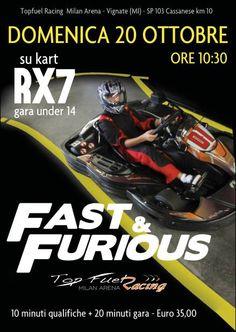 Gara Fast & Furious 2013 - piloti RX-7 under 14 #gara #FastAndFurious #rx7 #under14 #topfuelracing #kart #vignate