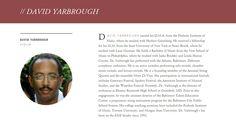 DAVID YARBROUGH