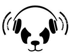 Bearly Legal (New Mashup Album) – By The White Panda - Album Dj Panda, Panda Love, Panda Bears, Black And White Logos, David Guetta, We Remember, Music Artists, Maya, Logo Design