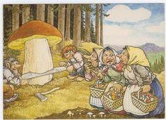 38-Mignonnes illustrations serie N ( R.L)