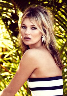 KATE MOSS IS 40 Life is Good