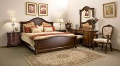 teen elegant style bedroom furniture photo