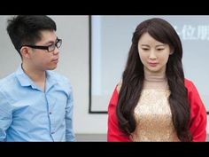 """Chinese Build """"Robot Goddess"""" That Does Whatever Men Say - YouTube"""