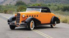 1934 La Salle Roadster