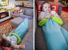 Grosgrain: Mermaid Tail Blanket: Free Pattern- too cute