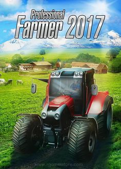 Professional Farmer 2017 Genre : Simulation | DVD : 1 DVD | Price : Rp. 5.000,-  Minimum System Requirements: • OS: Windows Vista, 7, 8, 10 • Processor: Intel Core 2 Duo Dualcore, AMD X2 Dualcore with 3.0 GHz • Memory: 4 GB RAM • Graphics: NVIDIA GeForce GTX 280, AMD Radeon HD 4870 • DirectX: Version 9.0c • Storage: 5 GB available space • Sound Card: DirectX Soundcard