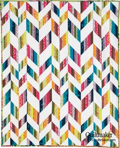 Fresh Quilt Designs from Quiltmaker