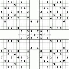 a sudoku book. Mind Puzzles, Sudoku Puzzles, Number Puzzles, Fun Brain, Brain Games, Maze Game, Challenging Puzzles, Brain Teasers, Riddles