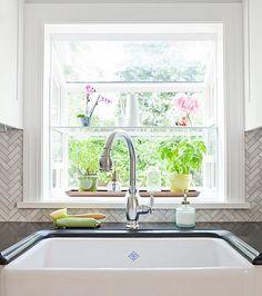 Attrayant Garden Window Decorating Ideas To Brighten Up Your Home
