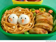 Loncherita pollos