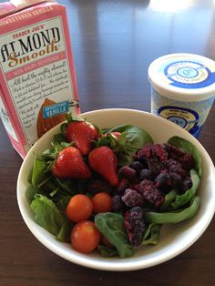 Vitamix Smoothie Recipe - Mixed Berry, Tomato, and Spinach #Vitamix Use code 06-006499 for free shipping at Vitamix.com