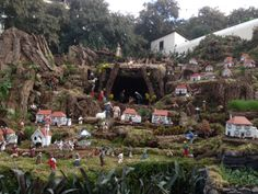 Madeira and Christmas ...and a model of the island
