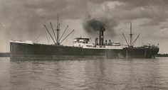 Augvald (Norwegian Steam merchant) - Convoy HX 109: The cargo ship straggled behind the convoy. She was torpedoed and sunk in the Atlantic Ocean 150 nautical miles (280 km) north west of Loch Ewe (59°30′N 7°30′W) by U-147 with the loss of 29 of her 30 crew. The survivor was rescued by HMS Pimpernel