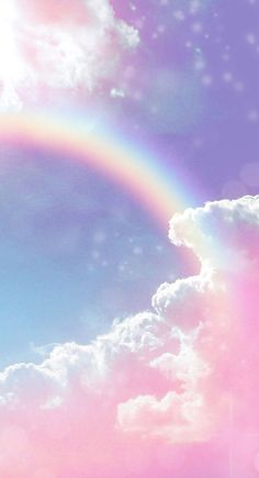 Aesthetic Wallpaper Pastel Clouds Ideas For 2019 Wallpaper Pastel, Glitter Wallpaper Iphone, Cute Galaxy Wallpaper, Cloud Wallpaper, Rainbow Wallpaper, Butterfly Wallpaper, Cute Wallpaper Backgrounds, Aesthetic Iphone Wallpaper, Cute Wallpapers