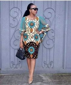 Short African Dresses, African Inspired Fashion, Latest African Fashion Dresses, African Print Dresses, African Print Fashion, Africa Fashion, Ankara Fashion, African Prints, African Fabric