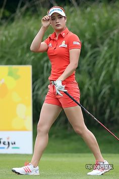 The next event on tour starts on Friday. In Gee Chun will be back to defend her title, the first of three she won last year. She is seeking her third win of 2015 in 8 starts, while Jung Min Lee Sexy Golf, Lpga, Athletic Women, Beautiful Legs, Ladies Golf, Champion, Mbs, Running, Third