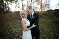 Familjen Iveskär: Bröllop på Sankt Jörgen Park i Göteborg