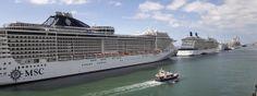 El Puerto de Barcelona, mejor destino de inicio de cruceros