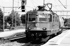 Swiss Railways, Electric Locomotive, Train, Vehicles, Rolo, Zug, Rolling Stock, Strollers, Vehicle