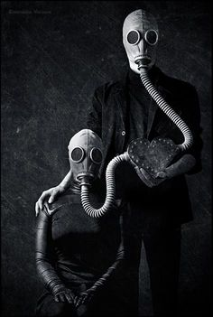 love gas mask