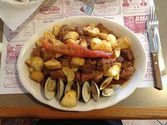 Portuguese food.