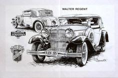 Walter Regent | Classic Европейския кола