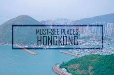 Must-see Places in Hongkong for First-timers