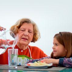 Uso del agua en la elaboración de productos alimenticios.