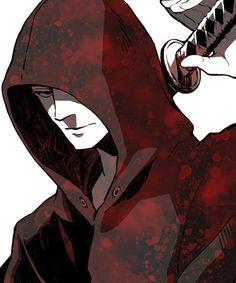 He looks like a modern assassin to me. Roronoa Zoro