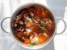 Clams and Beans