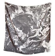 ilana kohn marbled scarf via lena corwin
