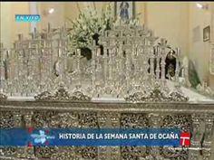 Reportaje CMT Museo Semana Santa de Ocaña - Toledo.