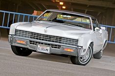 Cadillac's first front-wheel drive production car, the 1967 Eldorado, turns 50